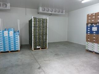 Rpt transport transport fruits l gumes au d part de for Temperature chambre froide fruits et legumes